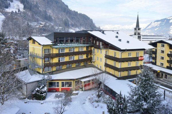 Hotel Der Schütthof, Winter